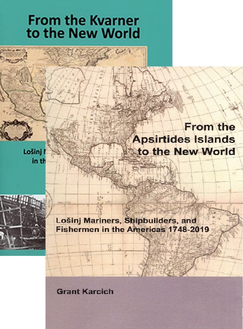 From the Apsirtides Islands to the New World
