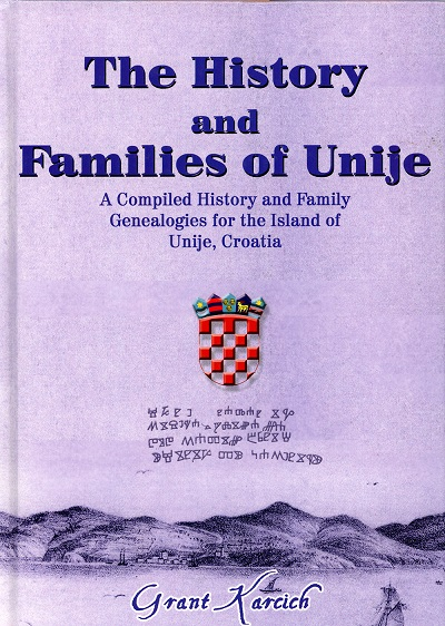 History and Families of Unije
